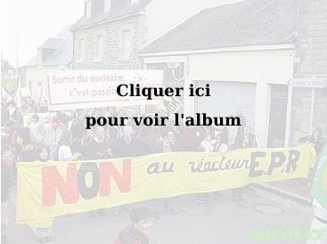 Manif anti-THT/EPR (Saint-Hilaire du Harcouët 28-10-2006)