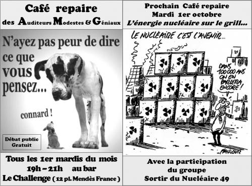 Café repaire