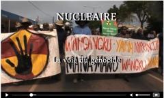 aborigène, déchet nucléaire
